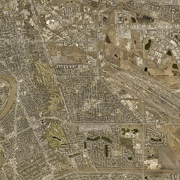 Maps Aerial on